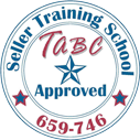 Seller Training School Approval Seal